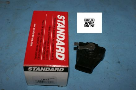 1990-1995 Corvette C4 Throttle Position Sensor TPS, Standard TH82, New